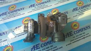Citroen C3 14 16v 02-2010g turbina 9655673080 AE134