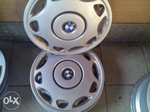 Radkape BMW 15 Orginal 4 kom