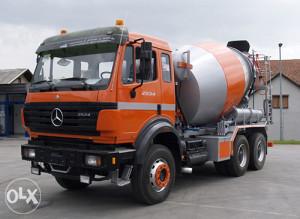 Mercedes-Benz 2534