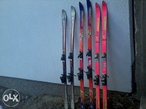 prodajem skije