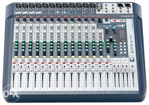 Mixeta SOUNDCRAFT Signature 16