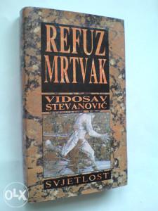 knjige, Vidosav Stevanović: Refuz mrtvak