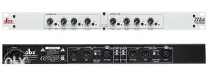 Skretnica dbx 223xs Stereo 2-Way/Mono 3-Way