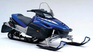 YAMAHA RS RAGE MOTORNE SANKE