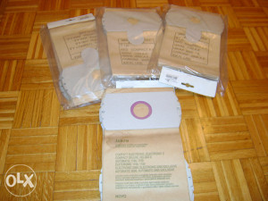 vrećice papirne za usisivač