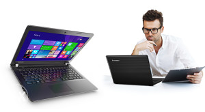 Notebook LENOVO IP 100-15