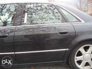 Audi A8 2000-zadnja lijeva vrata (ostali dijelovi)