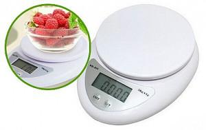 Elektronska kuhinjska vaga  5kg 066/088-359
