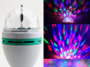 Disco LED sijalica rotirajuca RGB sa DOSTAVOM