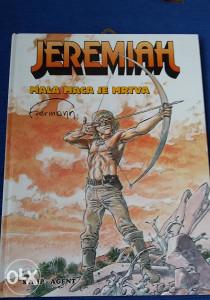 Jeremiah Mala maca je mrtva