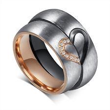 """forever love"" burme od nehrđajućeg čelika 2kom"