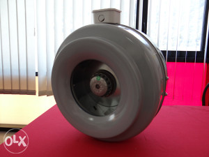 Cijevni ventilator In-line BDTX 315 B