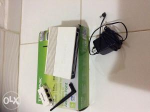 TP-LINK Wireless  54mb