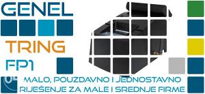 Fiskalna kasa/printer Tring FP1+GRATIS APLIKACIJA