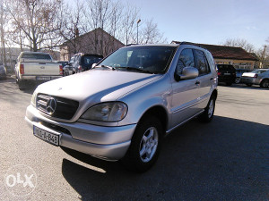 Mercedes-Benz ML320 plin