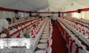 Iznajmljivanje šatora za svadbe i ostale svecanosti