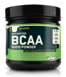 OPTIMUM NUTRITION BCAA 5000