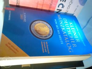 popust Njemački katalog kovanica od1871 do2003