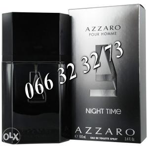 Azzaro Pour Homme Night Time 100ml M 100 ml