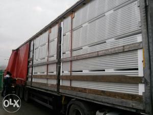 GARAZNA VRATA SEKCIONA ROLO PVC STOLARIJA