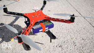 DRON STANDARD 3D