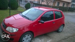 FIAT PUNTO 1,2 benzin, 2005