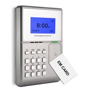 Anviz OC500 - evidencija radnog vremena