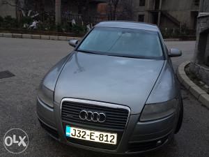 Audi a6 za novije vozilo
