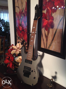 el gitara 7 zica LTD esp