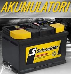 Akumulator ORIGINAL-Akumulatori 56Ah Akcija-NOVO!