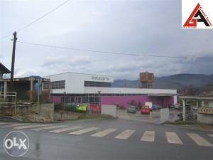 Poslovno skladišni objekat - ZENICA