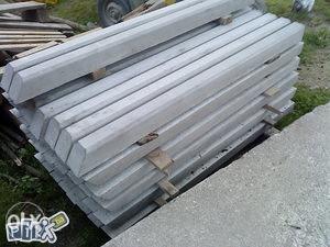 betonski stubovi 10x10