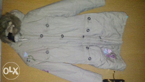 Postavljena jakna OUTFIT DANAS 10 KM vel.M/L skoro nova