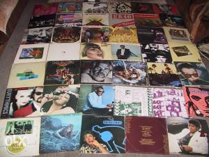 gramofonske ploče strane