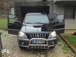 HYUNDAI TERACAN 2,9 CRDI 4WD