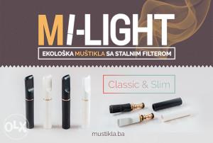 MI-LIGHT Muštikla