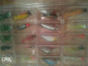 Varalice i vobleri za ribolov