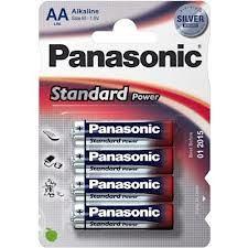 PANASONIC baterije LR6SPS 4kom. Alakline (2120)
