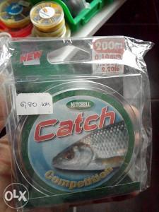 Najlon Mitchell Catch 0,10 mm 200 metara