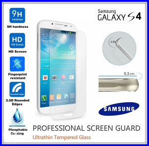Samsung Galaxy S4 premium zastitno kaljeno staklo