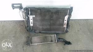 Hladnjak vode klime interkuler W168 A klasa ventilator