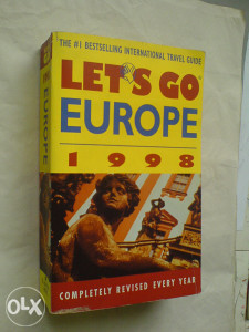 International travel guide, vodič kroz Evropu