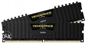 CORSAIR 16GB Vengeance LPX DDR4 2800MHz CL16 KIT 4X4GB