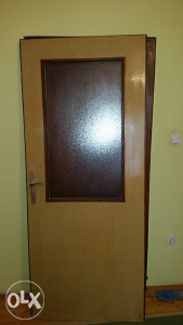 krilo vrata sa staklom