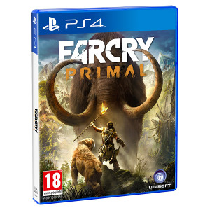 Far Cry Primal (PlayStation 4 - PS4)