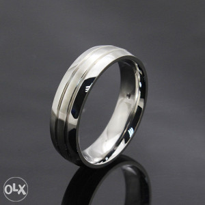 Prsten 316L - Hiruski Celik W207
