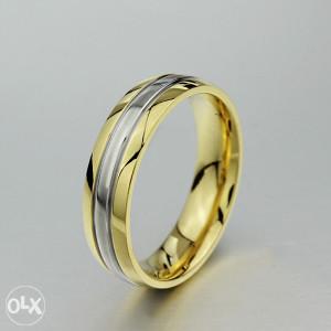 Prsten 316L - Hiruski Celik W2