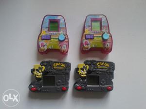 Sega/McDonald's Mini Game