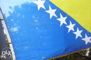 Zastava bosne i hercegovine 1/flag bih one 150x90