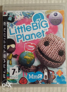 Little big Planet 1 (PS3 - Playstation 3)